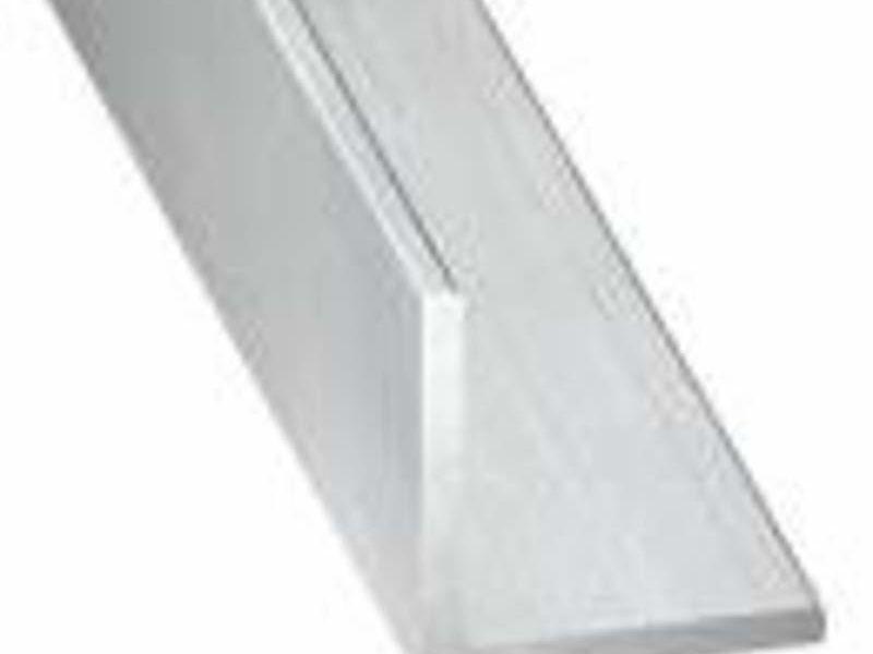 Perfiles de Aluminio en L