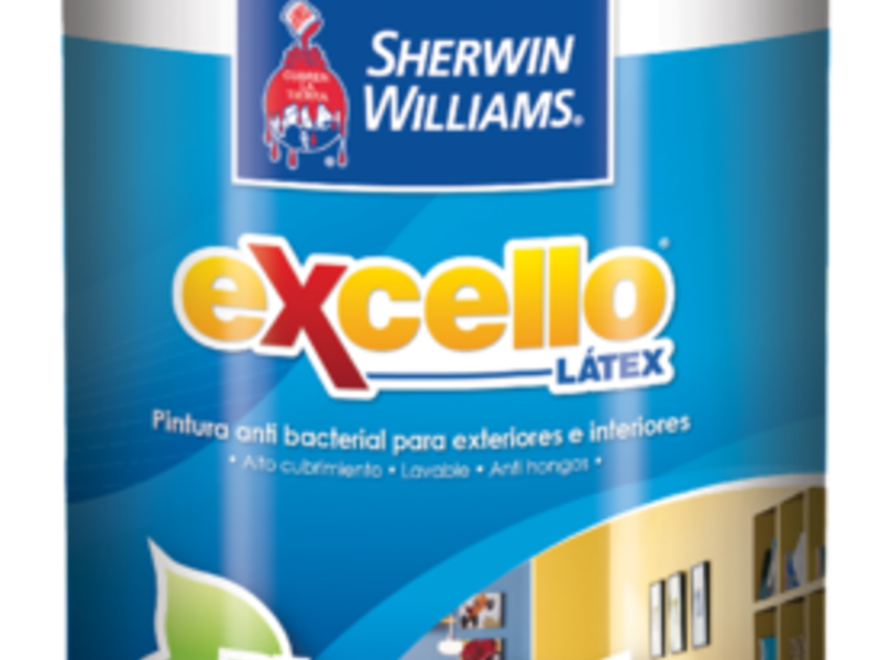 Excello Látex Sherwin-Williams - Sherwin Williams | CONSTRUEX